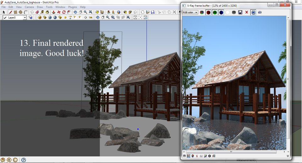 Nomeradona SketchUp VR Tutorial How to sychronize