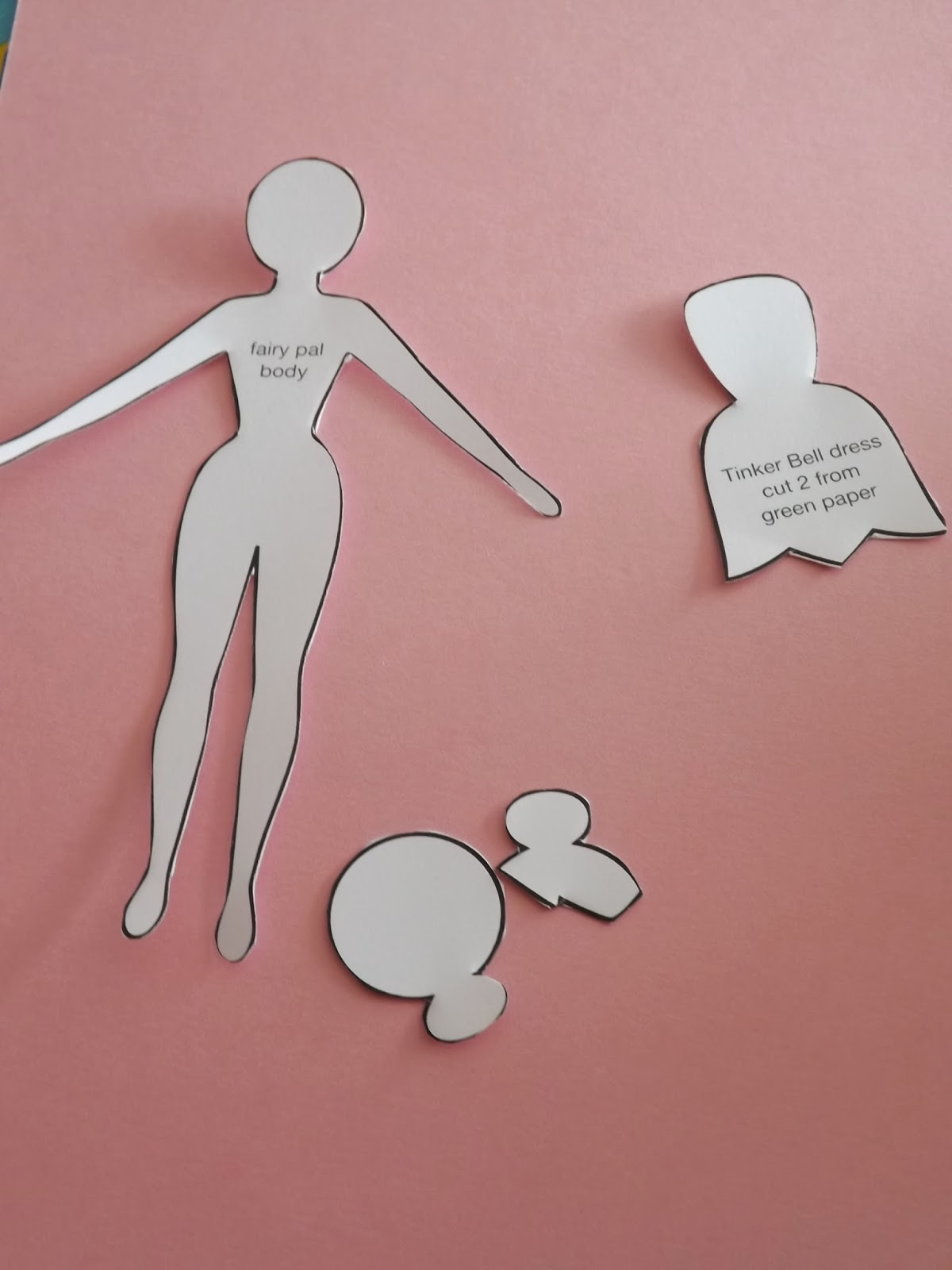 The middle aged woman who lived in a shoe february 2014 for Paper doll template woman