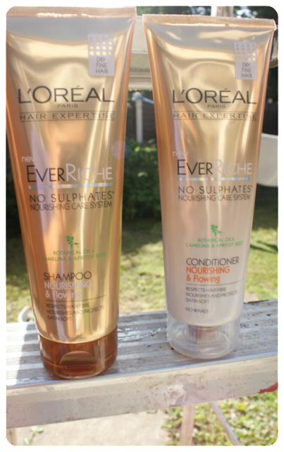L'Oreal EverRiche Shampoo and Conditioner