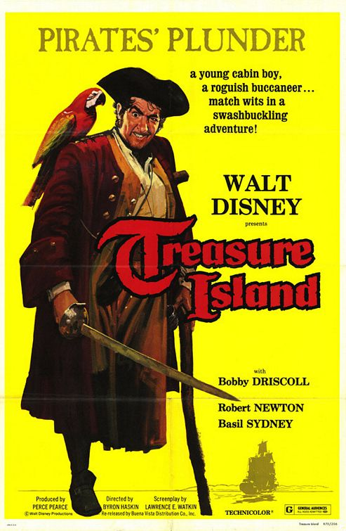 Watch Treasure Island (1950) online - Now streaming