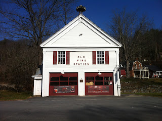Grafton Fire Station