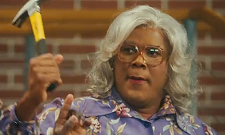 Posted by NICKI MINAJ at 1 54 PM No commentsTyler Perry Madea Gun