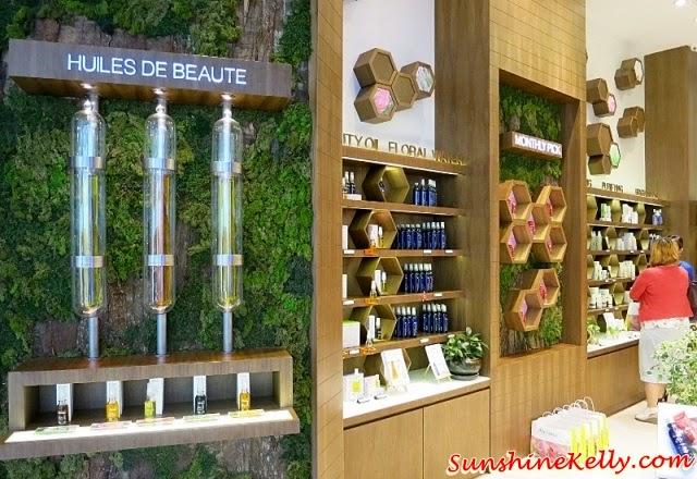 Melvita New Concept Store in 1 Mont Kiara, Kuala Lumpur, Melvita 1 Mont Kiara, Organic Skincare, Organic Beauty Oil, Organic Floral Water