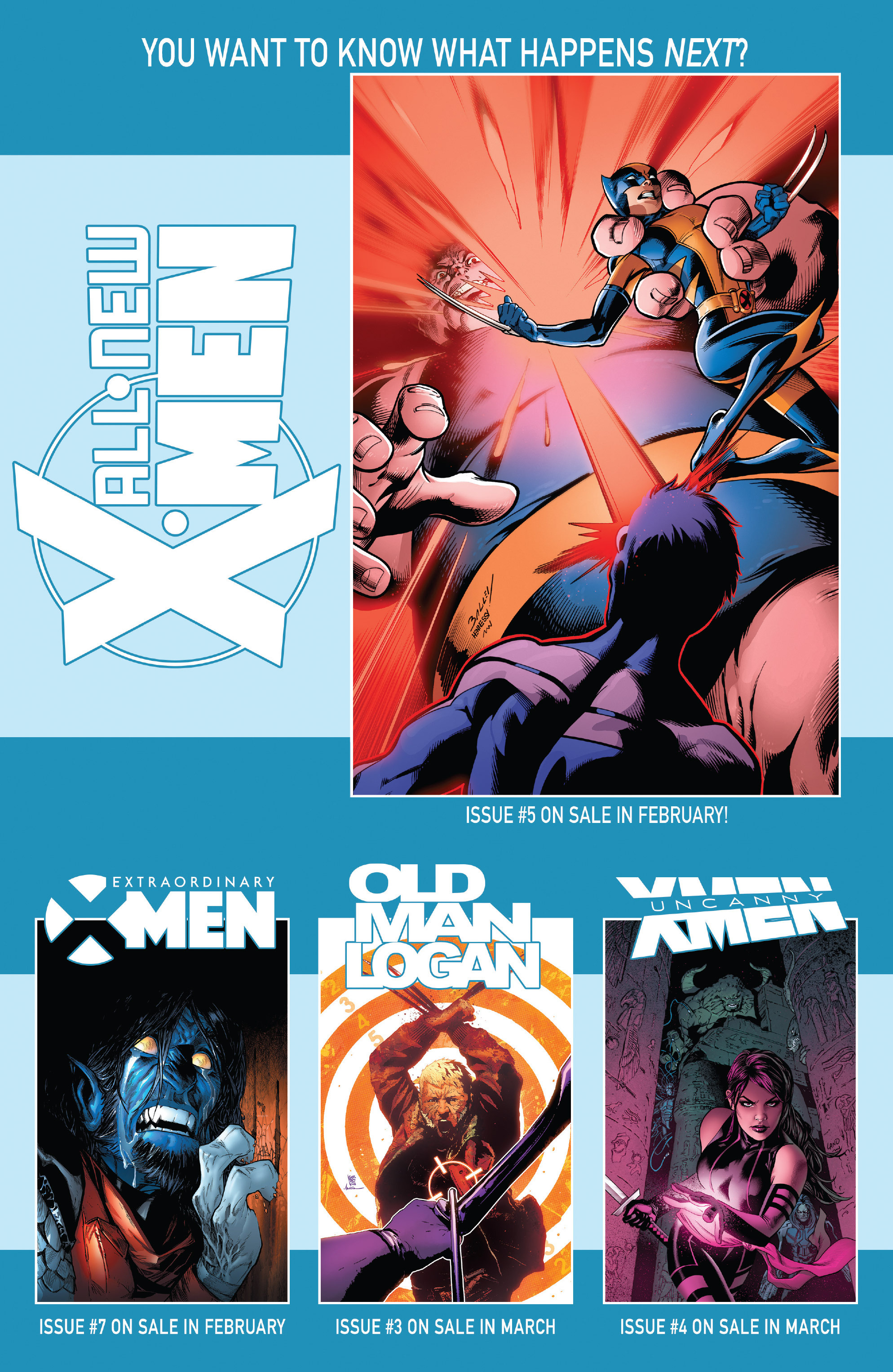 All-New X-Men (2016) Issue #4 #6 - English 23