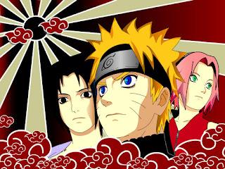 Naruto Uzumaki Manga Wallpaper