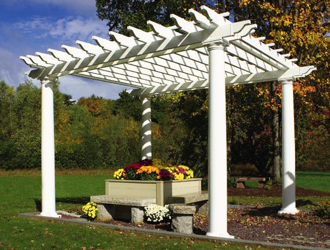 Backyard Pergola Canopy : Ace Canopy About Pergola Canopies