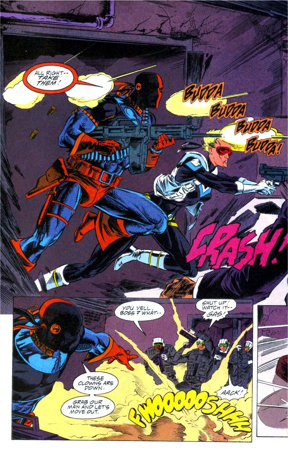 Deathstroke (1991) Annual 1 #1 - English 5