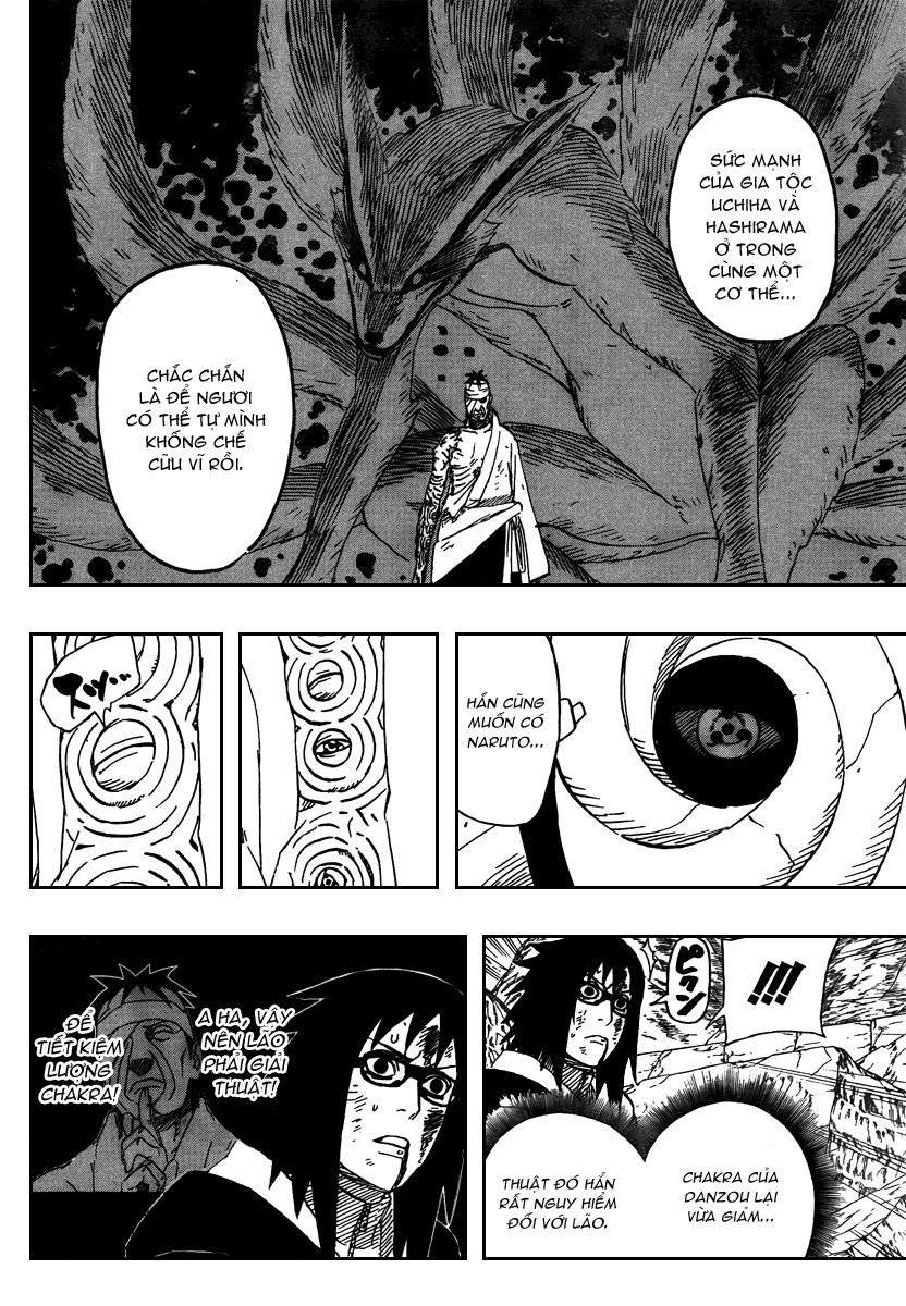 Naruto chap 478 Trang 15 - Mangak.info