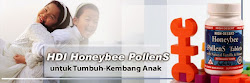 VITAMIN ANAK HONEY BEE POLLEN