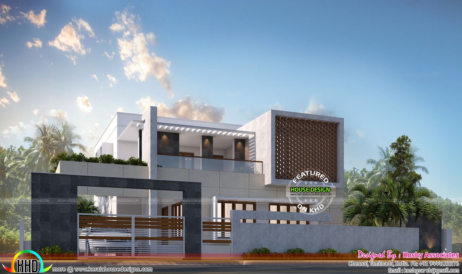House architecture plans chennai house design plans House architecture chennai