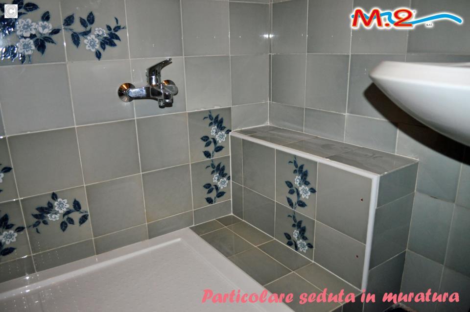 Vasca Da Bagno Usurata : Da vasca con muretto a doccia m trasformazione vasca in doccia