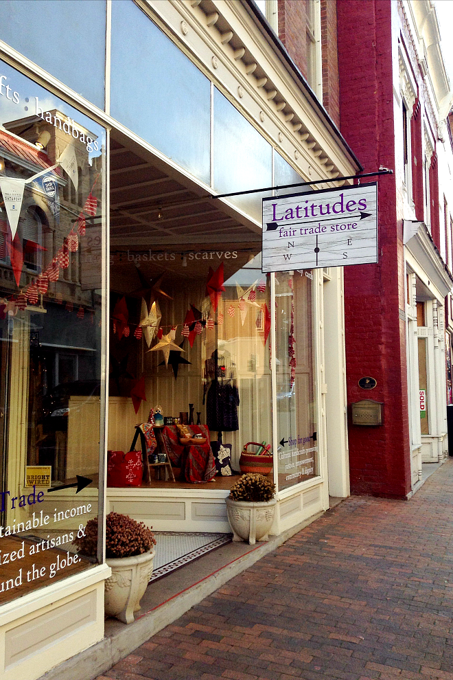 Latitudes Fair Trade Staunton