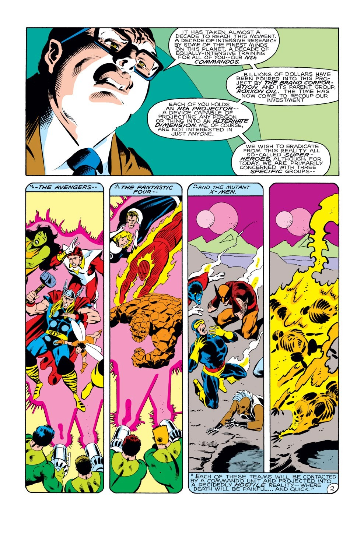 Captain America (1968) Issue #289 #205 - English 3
