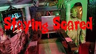 Visit the Staying Scared YouTube Channel
