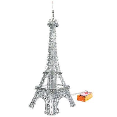 TOYS : JUGUETES - Meccano - 2en1 Torre Eiffel 2.0 & Puente de Brooklyn Producto Oficial 2015 | Bizak | Piezas: 1213 | Edad: +12 años Comprar en Amazon España & buy Amazon USA