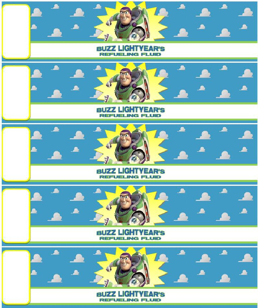 Toy Story Birthday Party - Design Dazzle