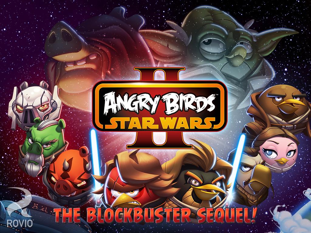 Angry Birds Star Wars II v1.3.2