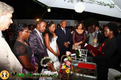 fotos de casamento da dama do bling