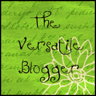 The Versatile Blogger