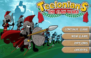 Teelonians: Clan Wars