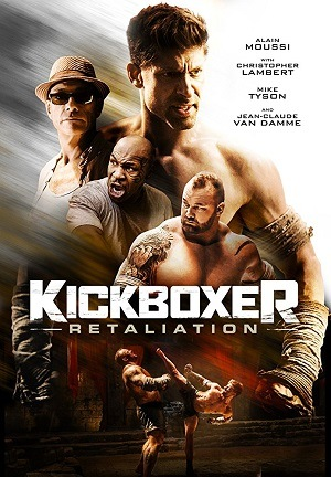Kickboxer - A Retaliação Bluray Filmes Torrent Download capa