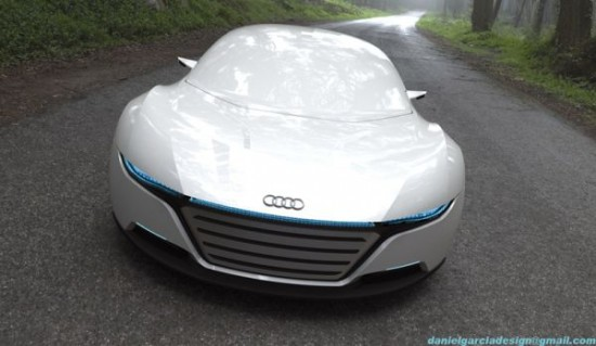 mobil terunik - mobil futuristik