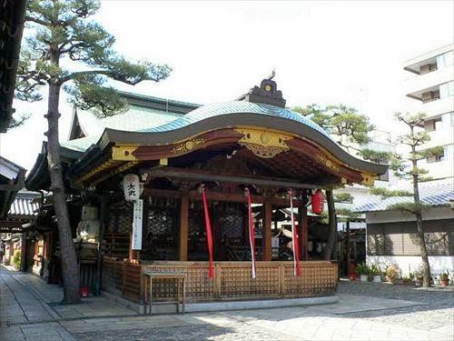 恵美須神社(えびすじんじゃ)