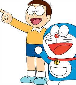 Inilah Foto Doraemon dan Nobita Jika sudah Tua - VIVAfo