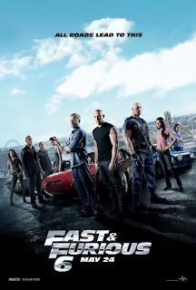 Poster phim Tốc Độ Và Sự Liều Lĩnh VI, Poster movie Fast And Furious 6 2013