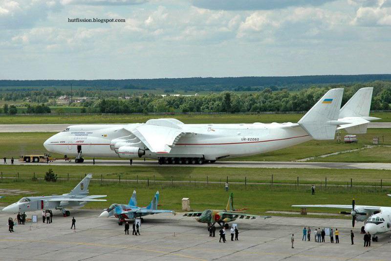 Largest Airplane Luxury : World largest plane antonov small luxury hotels india