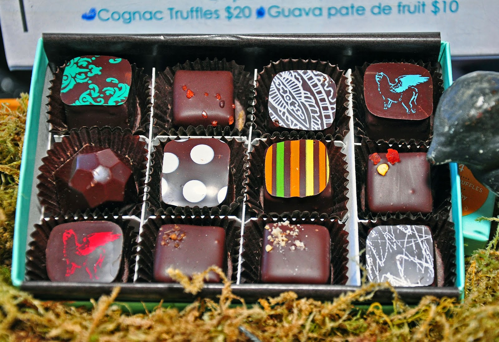 San Francisco Chocolate Salon Makes Holiday Gift-Giving Easy | Art ...