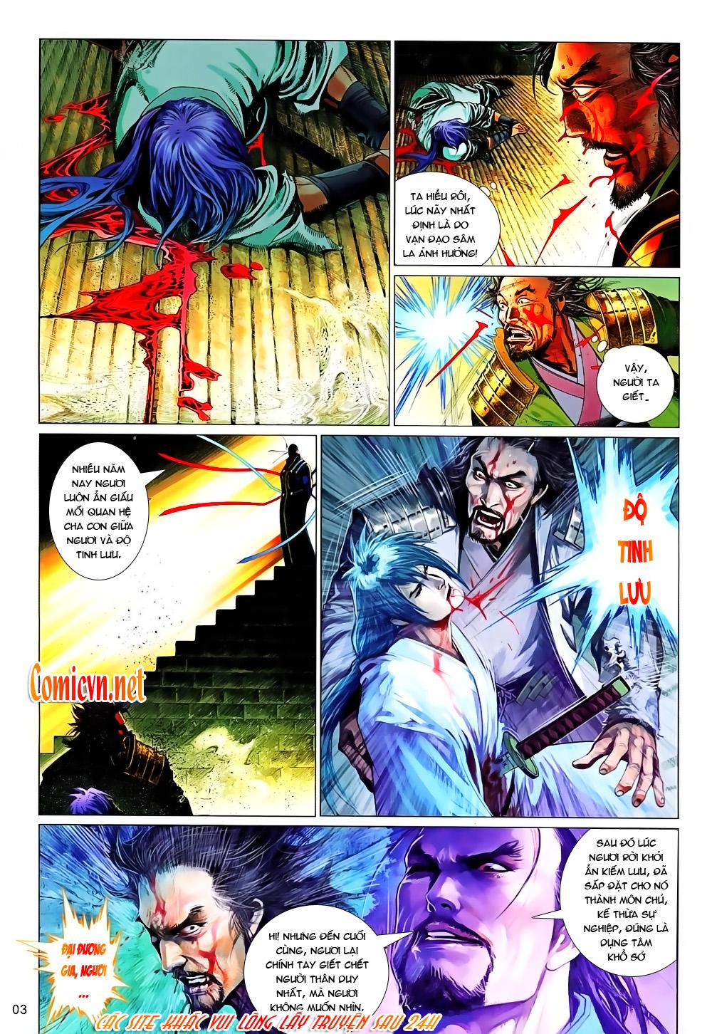 Phong Vân chap 638 Trang 2 - Mangak.info
