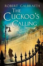 Cover The Cuckoo's Calling