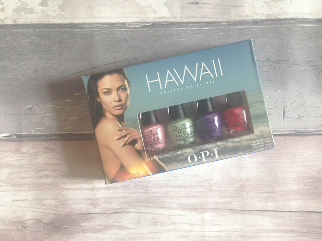 Hawaii Set from Opi