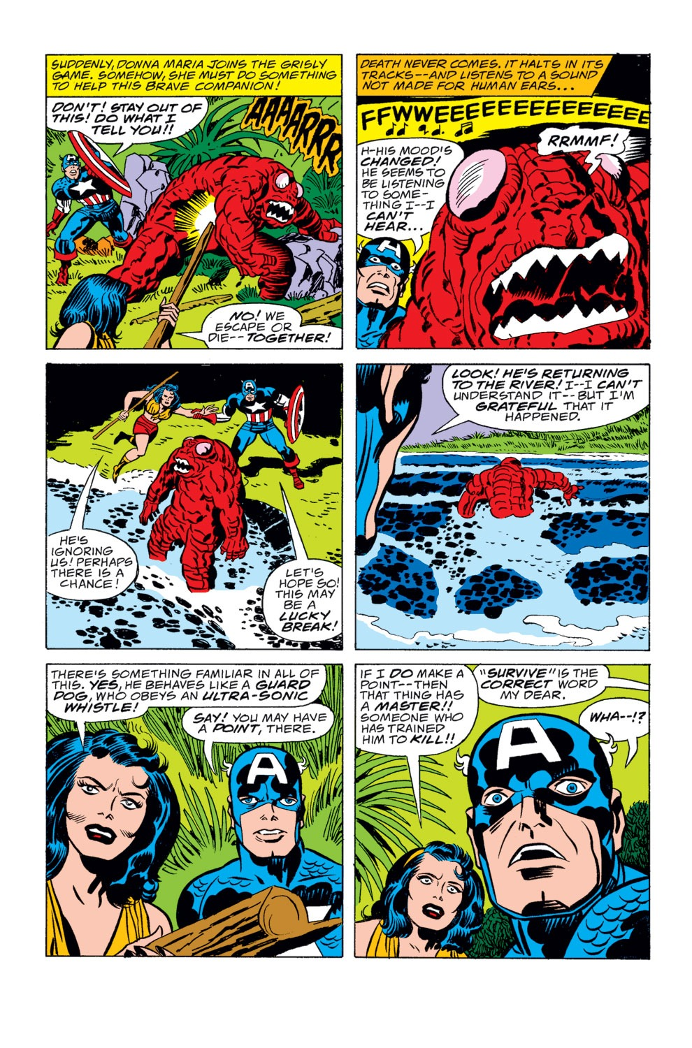 Captain America (1968) Issue #208 #122 - English 16