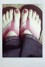 Clip Clop Mama Toes