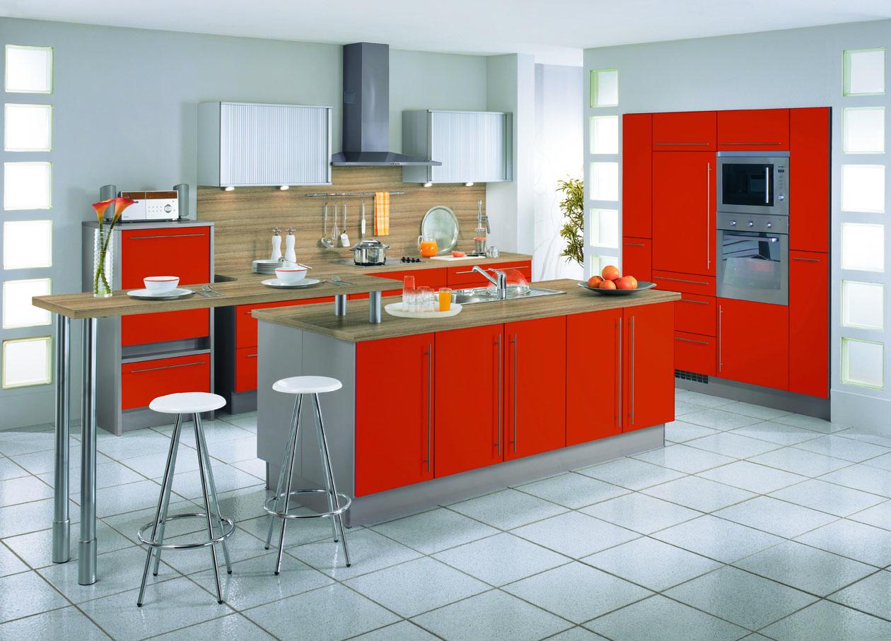 Home interior design decor inspirational kitchen for Kitchen set q line