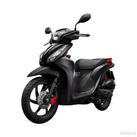 Honda thêm áo mới cho LEAD, VISION và SH mode