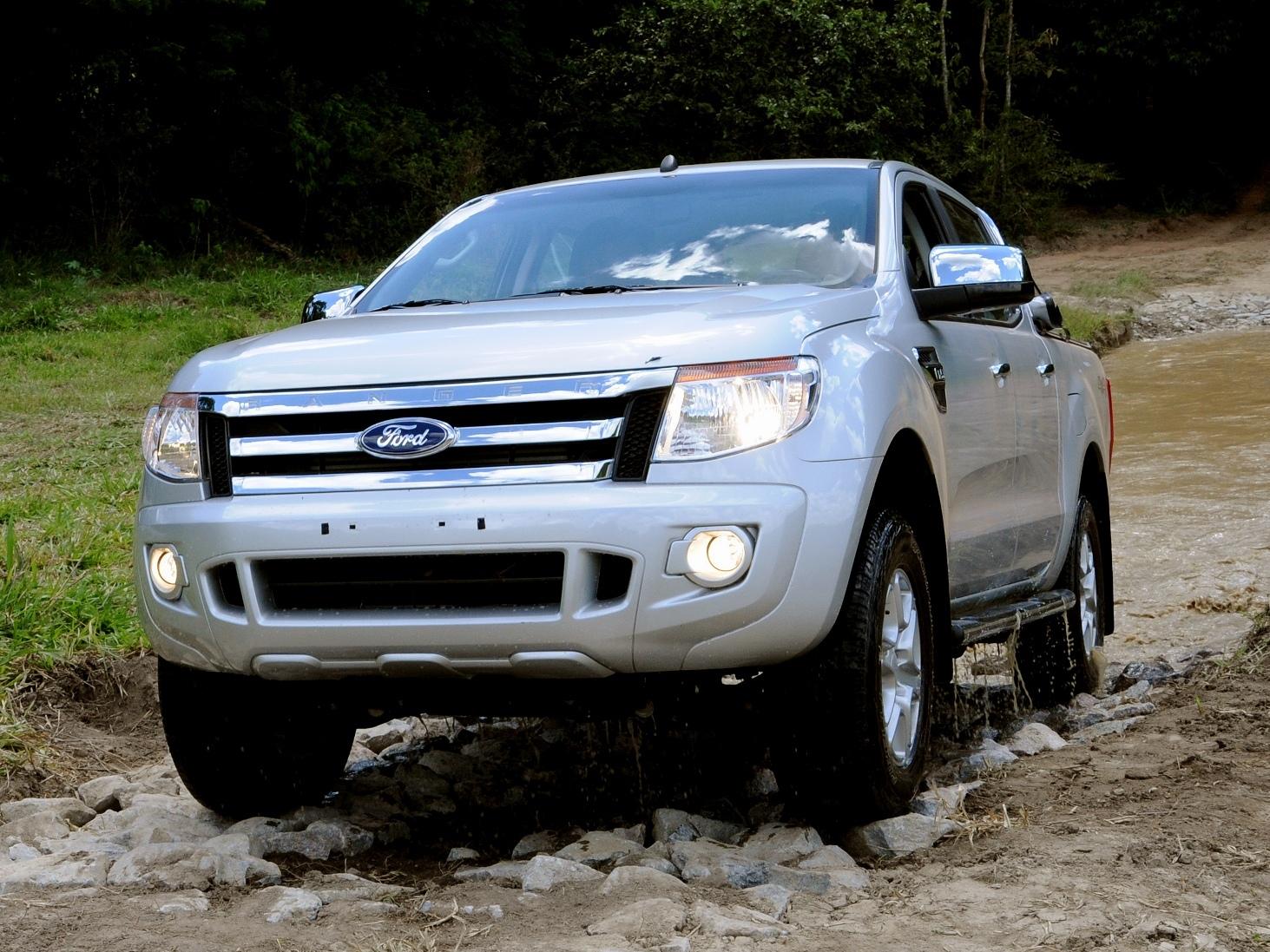 auto Ford Ranger 2013 Cabine Dupla