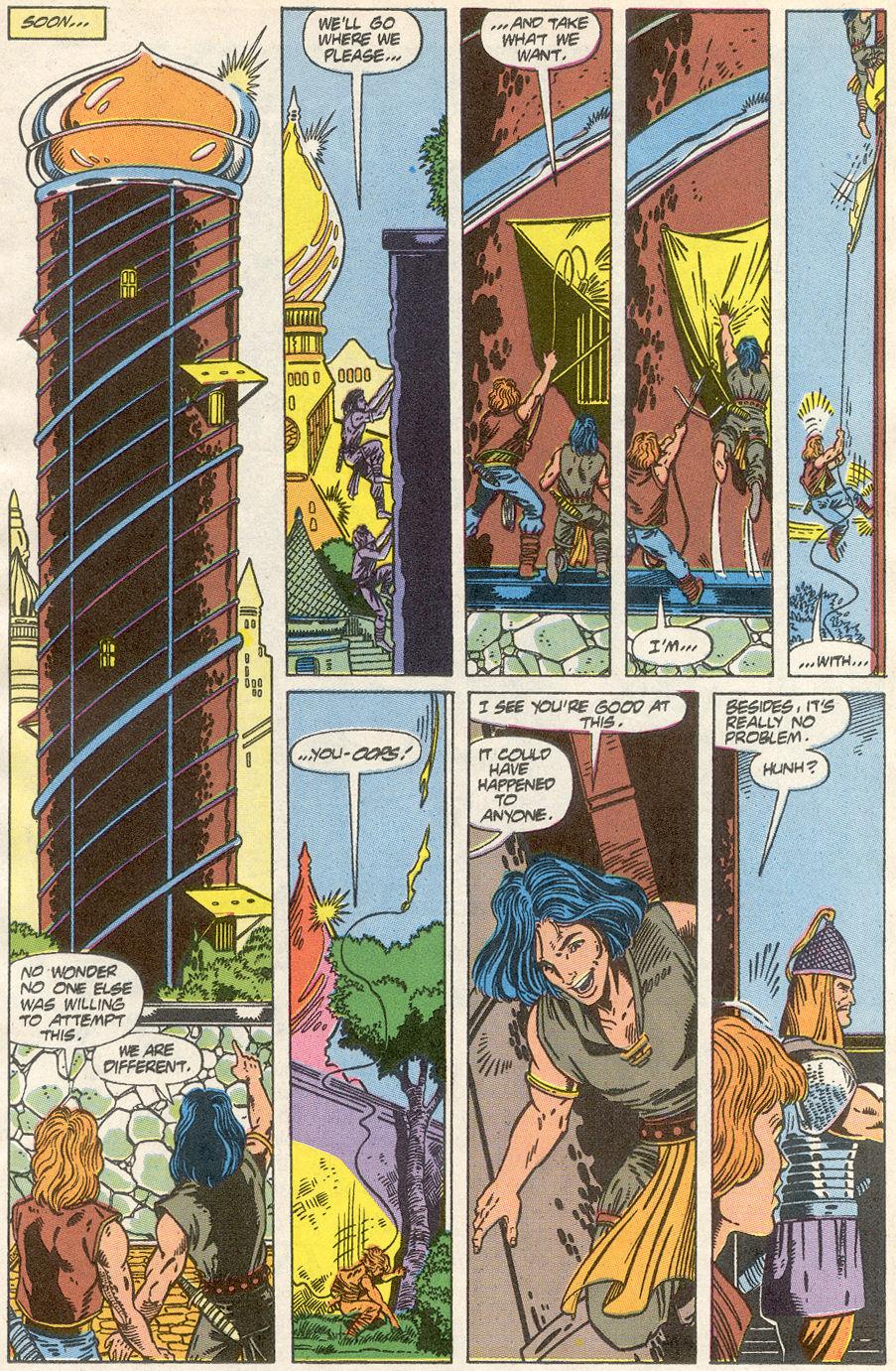 Conan the Barbarian (1970) Issue #233 #245 - English 18