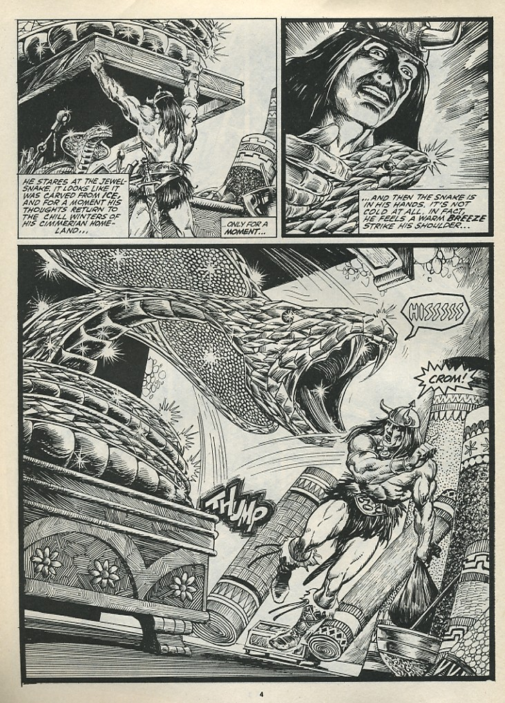 The Savage Sword Of Conan Issue #174 #175 - English 6