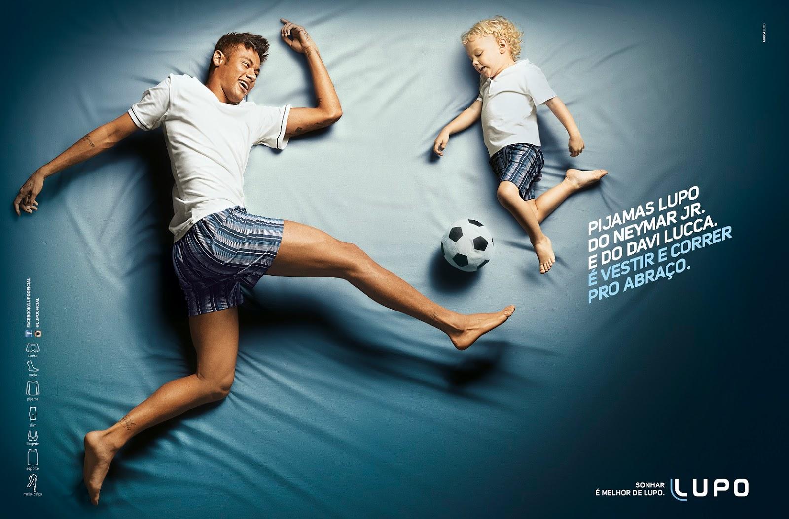 Modelos Pijamas Neymar