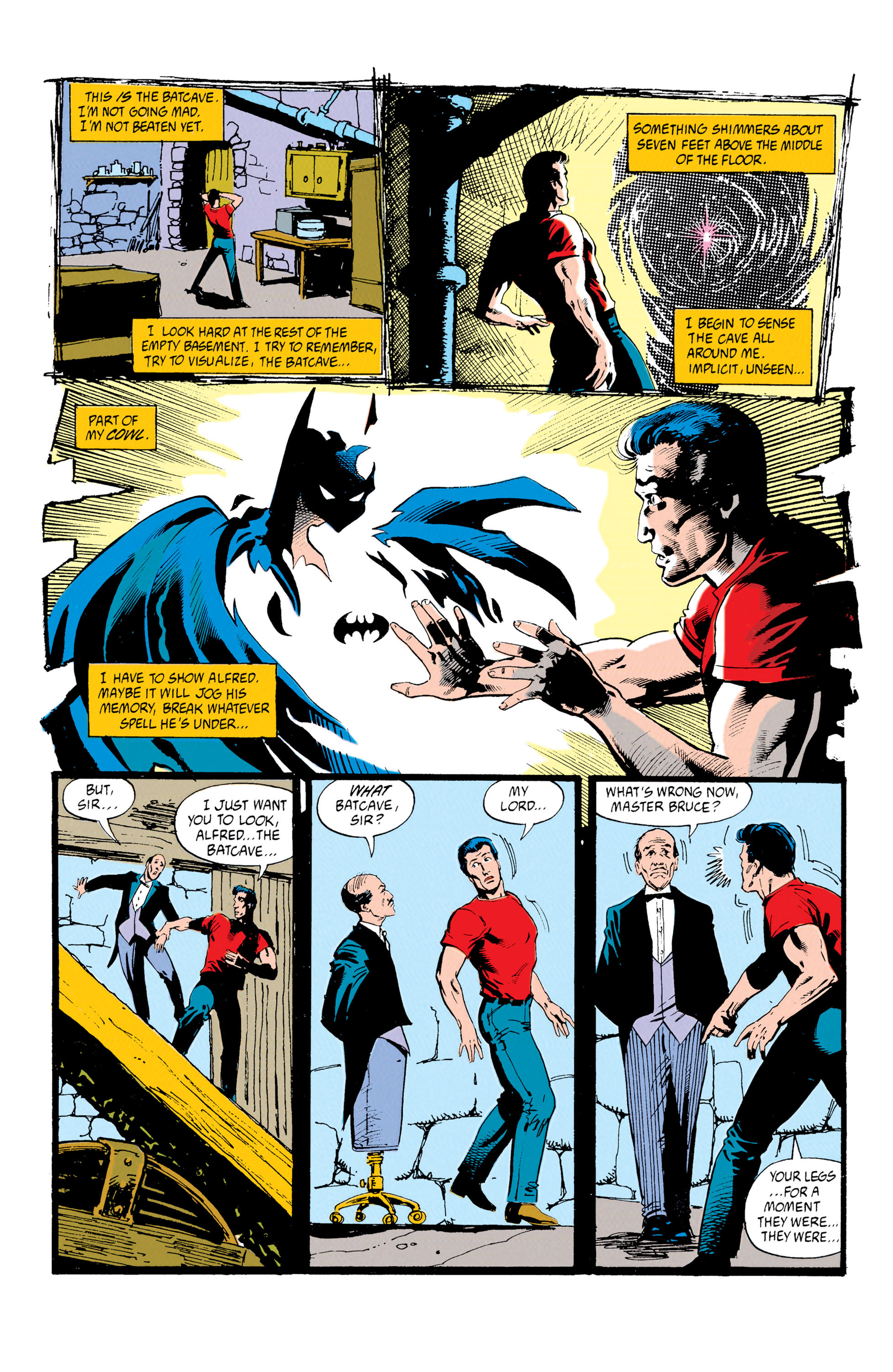 Detective Comics (1937) Issue #633 Page 19