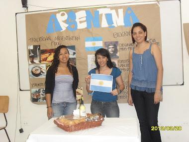 FOOD AND LEGENDS (Argentina)