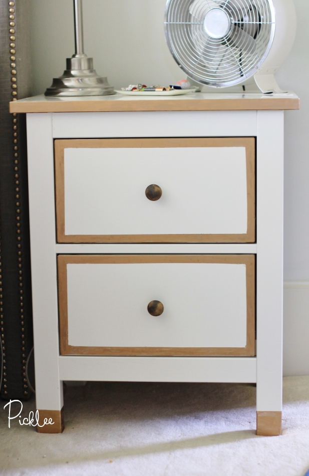 Ikea hack mesilla hemnes handbox craft lovers - Mesilla malm ikea ...