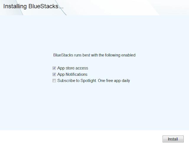 checklist install