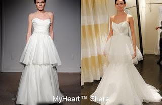 gaun tercantik 2013