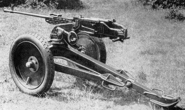 besa machine gun