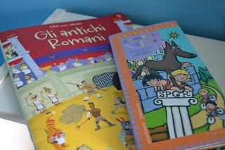 Romolo e Remo e Gli antichi Romani – Venerdì del Libro alla scoperta dell'antica Roma