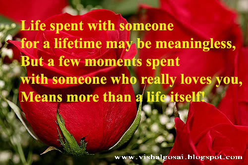 Lovely Quotes Of Life Love Relation